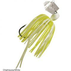 ChatterBait Z-Man Original Micro 1/8oz Chartreuse/White