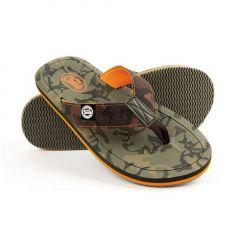 Papuci Fox Chunk Camo Flip Flops, marime 41