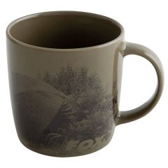 Cana Fox Scenic Ceramic