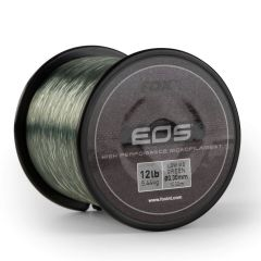 Fir Monofilament Fox EOS Carp Mono 0.38mm/9.07kg/850m