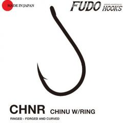 Carlige Fudo Chinu W/Ring TF nr.2