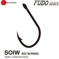 Carlige Fudo Soiw W/Ring BN Nr.9/0
