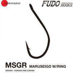 Carlige Fudo Maruseigo W/Ring TF nr.10