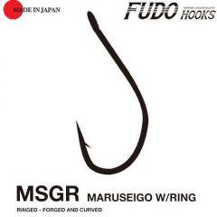 Carlige Fudo Maruseigo W/Ring BN nr.8