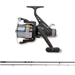 Kit Lineaeffe Carp Hunter 3.60m/2.75lb + mulineta Free Carp