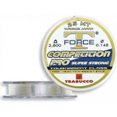 Fir monofilament Trabucco T-Force Competition Strong  0.08mm/25m