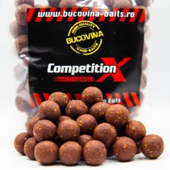 Boilies Bucovina Baits Solubil Competition X 1kg