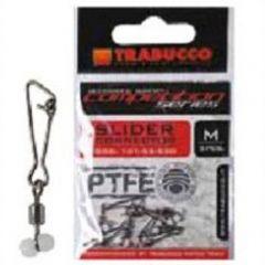 Conector slider Trabucco PTFE - marime M