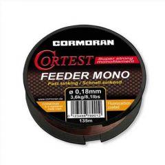 Fir monofilament Cormoran Cortest Feeder Mono 0,18mm/3,6kg/135m