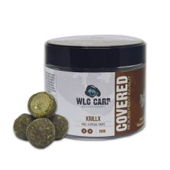 Boilies WLC Carp Covered KrillX - Krill and Special Fruits