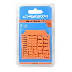 Spro Cresta Pop-Up Speed Pellets - Orange
