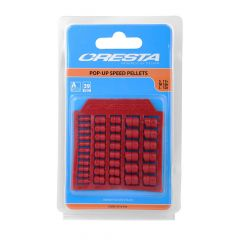 Spro Cresta Pop-Up Speed Pellets - Red