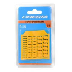 Spro Cresta Pop-Up Speed Pellets - Yellow
