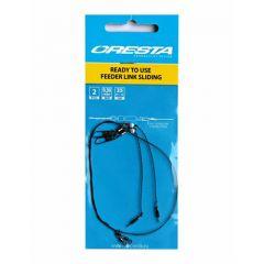 Spro Cresta Feeder Link Sliding 35cm