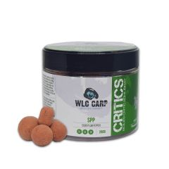 Boilies WLC Carp Critics SPP - Squid Plum Black Pepper