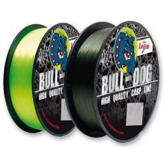 Fir monofilament Carp Zoom Bull-Dog 0.25mm/8.8kg/300m - Fluo