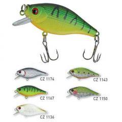 Vobler Carp Zoom Predator Z Baby Sider 5.5cm/3.8g, Green/Silver
