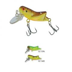 Vobler Carp Zoom Predator Z Grasshopper 4.5cm/2.5g, Green
