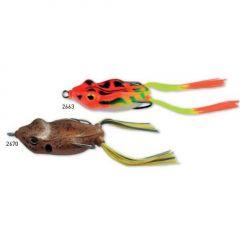 Frog Predator-Z Oplus Rana Frog 6.5cm/16g, Brown