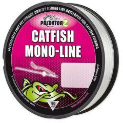 Fir monofilament Carp Zoom Predator Z Catfish 0.80mm/49.00kg/100m