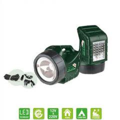 Lanterna Carp Zoom Multifunctional Power