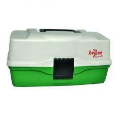 Valigeta Carp Zoom Tackle Box 2 sertare 34x18.5x16cm