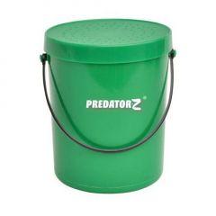 Galeata Predator-Z Worm Bucket - 2L