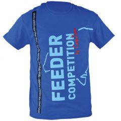 Tricou Carp Zoom Feeder Competition, marime XXL