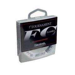 Fir fluorocarbon Daiwa Tournament FC 0.23mm/4.3kg/50m