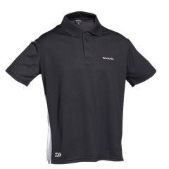 Tricou Daiwa D-VEC Polo Shirt Marime L