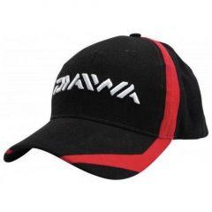Sapca Daiwa Black/Red Flash