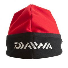 Caciula Daiwa Beanie Red/Black