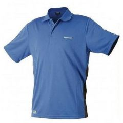 Tricou polo Daiwa albastru, marime XL