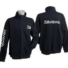 Bluza Daiwa Black, marime XXL