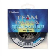 Fir monofilament Daiwa TD Saltwater 0.26mm/5.8kg/300m