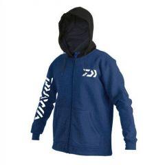Hanorac Daiwa TD Blue, marime L