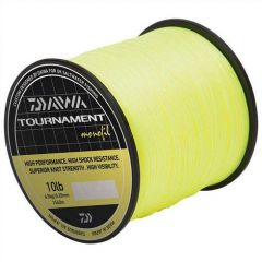 Fir monofilament Daiwa Tournament 0,28mm/4,5Kg/1540m Fluo