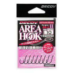 Carlige Decoy Area Hook Type II Nr.10