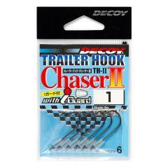 Carlige Decoy Trailer Hook Chaser TH-2 Nr.2/0