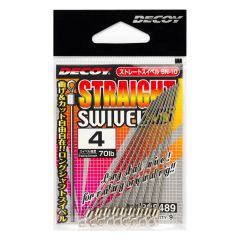 Varteje Decoy Straight Swivel Nr.4