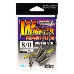 Carlige Decoy Offset Worm Magnum 126 Nr.10/0