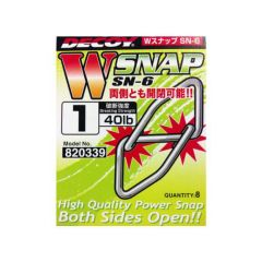 Agrafe Decoy W Snap SN-6 Nr.4