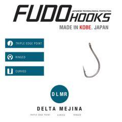 Carlige Fudo Delta Mejina W/Ring BN, nr.5