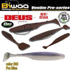 Shad Biwaa Deus 5.1cm, culoare 303 Pro Blue