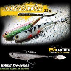 Shad Biwaa Divinator Junior 14cm/22g, culoare Hitch