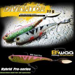 Shad Biwaa Divinator Junior 14cm/22g, culoare Gold Pink