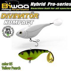 Shad Biwaa Divinator Kompact 7cm/30g, culoare Yellow Perch