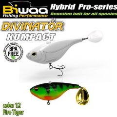 Shad Biwaa Divinator Kompact 7cm/30g, culoare Fire Tiger