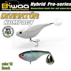 Shad Biwaa Divinator Kompact 7cm/30g, culoare Roach