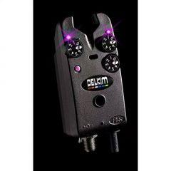 Avertizor electronic Delkim Tx-i Plus, culoare Rosu